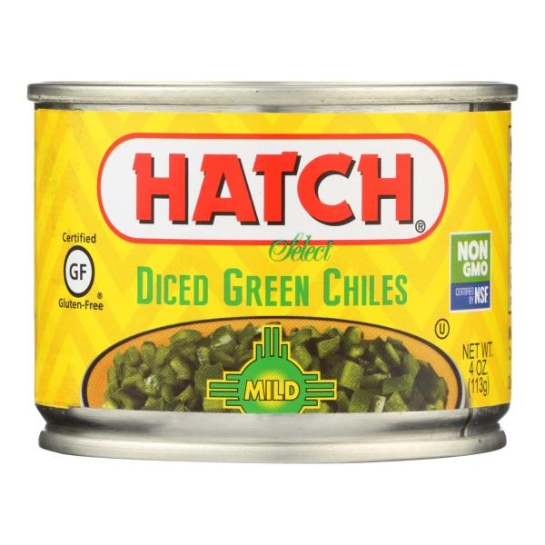 Hatch Chili Hatch Fire - Roasted Chiles - Cooking Sauce - Case of 24 - 4 oz. %count(alt)