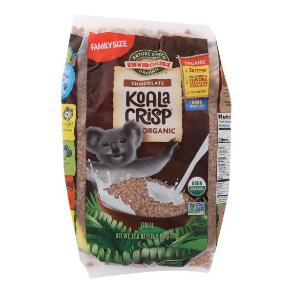 Envirokidz - Organic Koala Crisp - Chocolate Cereal - Case of 6 - 25.6 oz. %count(alt)