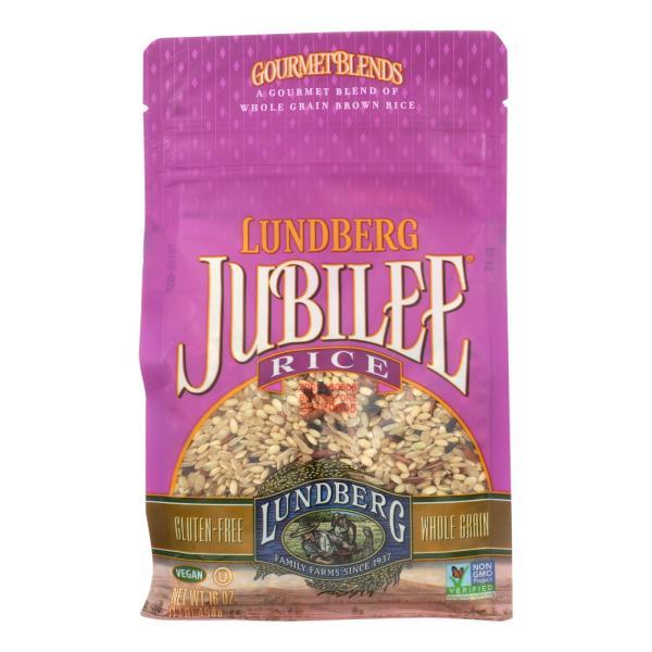 Lundberg Family Farms Jubilee Rice - Case of 6 - 1 lb. %count(alt)