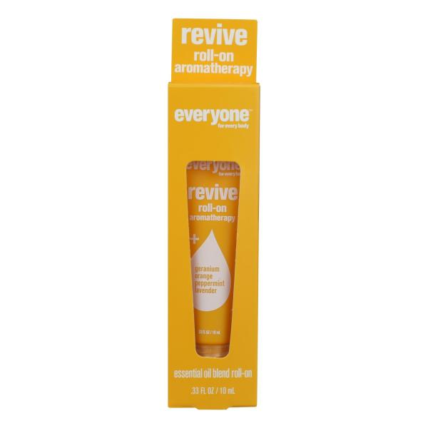 Everyone - Roll On Aromathrpy Revive - Case of 6 - .33 FZ %count(alt)