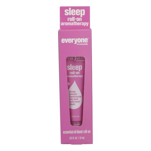 Everyone - Roll On Aromatherpy Sleep - Case of 6 - .33 FZ %count(alt)