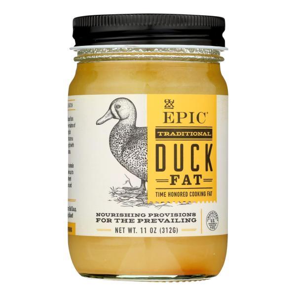 Epic - Oil Duck Fat - Case of 6 - 11 OZ %count(alt)