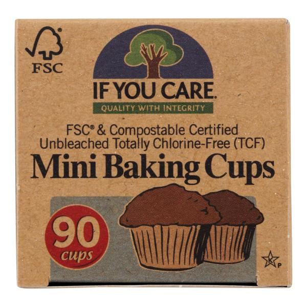 If You Care Baking Cups - Mini Cup - Case of 24 - 90 Count %count(alt)