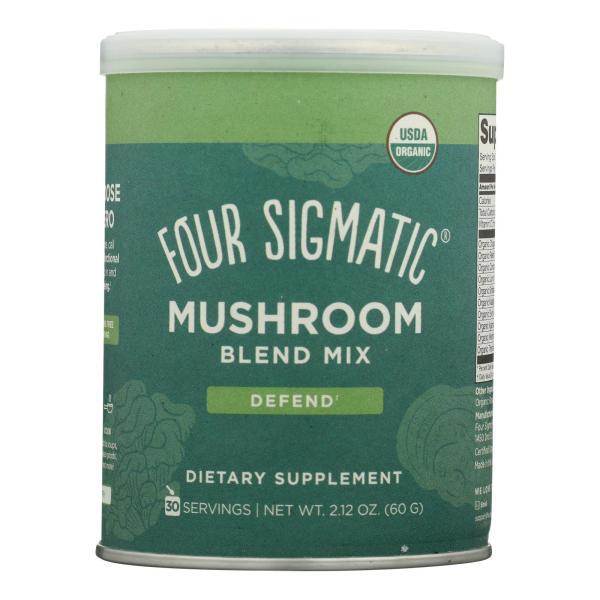 Four Sigmatic - 10 Mushroom Superfood Blend - 30 CT %count(alt)