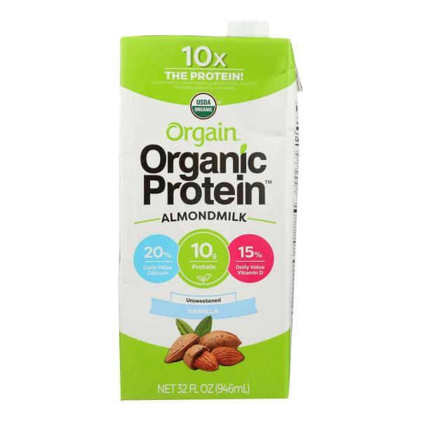 Did You Know That Most Brands Of Almond Milk - Case of 6 - 32 FZ %count(alt)