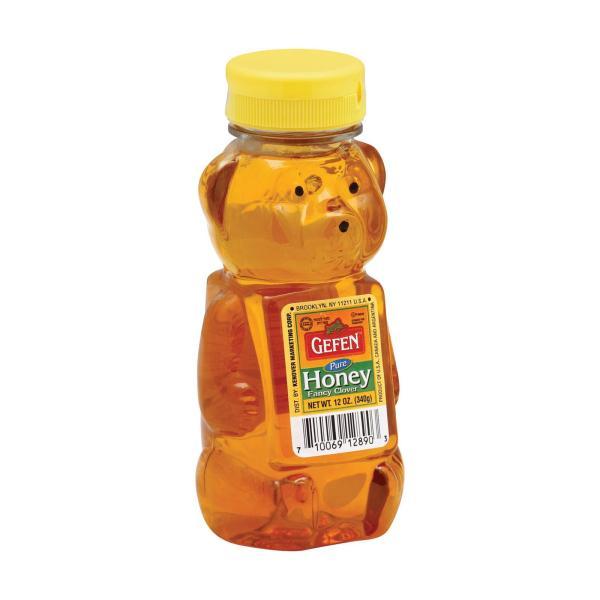 Gefen Honey Bear - Case of 12 - 12 oz. %count(alt)