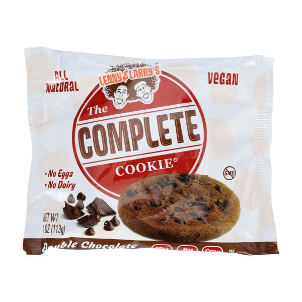 Lenny and Larry's The Complete Cookie - Double Chocolate - 4 oz - Case of 12 %count(alt)