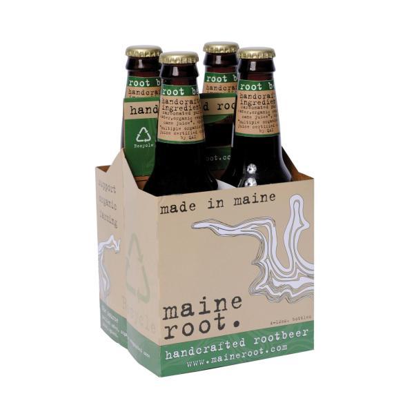 Maine Root Beer - Case of 6 - 12 Fl oz. %count(alt)