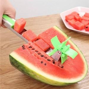 Stainless Steel Watermelon Slicer Tongs