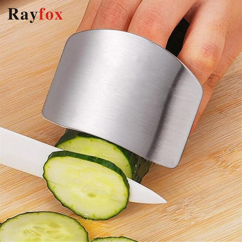 Stainless Steel Finger Protector From Cutting %count(alt)