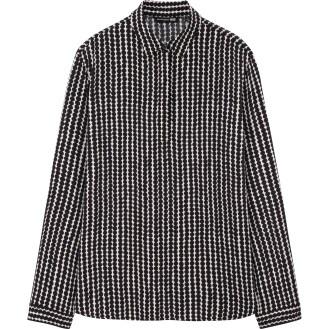 Patterned blouse $199 /b