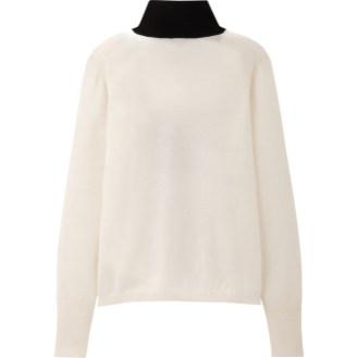 Turtleneck sweater $299/b