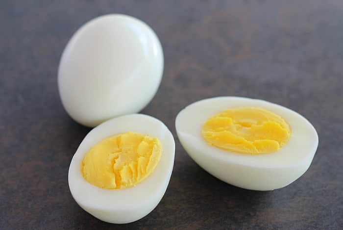 Perfect Hard Boiled Eggs and THE Secret to Easily Peeled Shells
