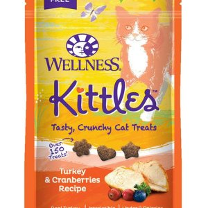 kittles turkey cran 2oz front view