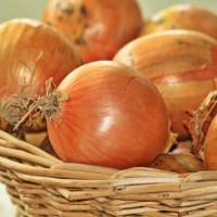 onions, vegetables, food
