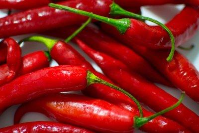 pepper, hot, spicy