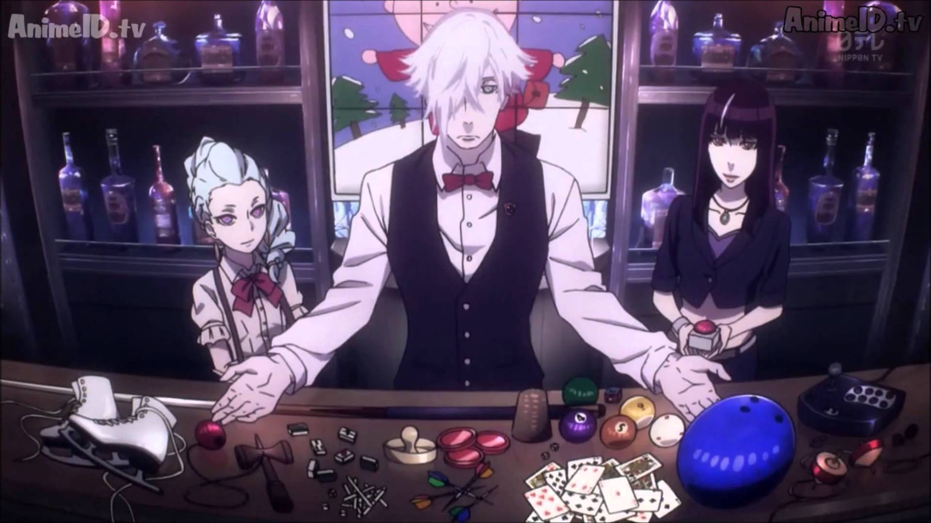 Image result for Death Parade
