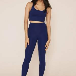 Girlfriend Collective Leggings - Blue