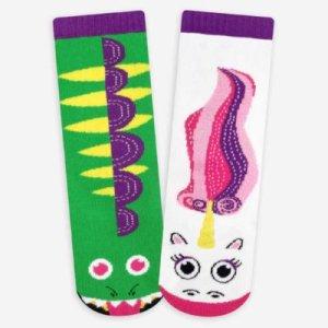 Pals Socks Dragon Unicorn