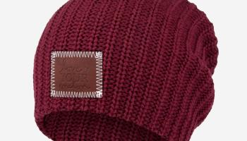4f565a6af Love Your Melon // Black Speckled Beanie (Grey)
