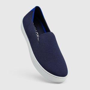 Rothys Deep Navy Sneaker