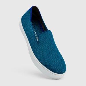 Teal Rothy's Sneaker