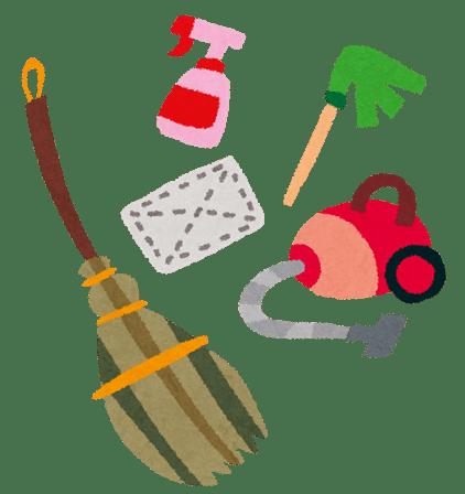 大掃除道具セット