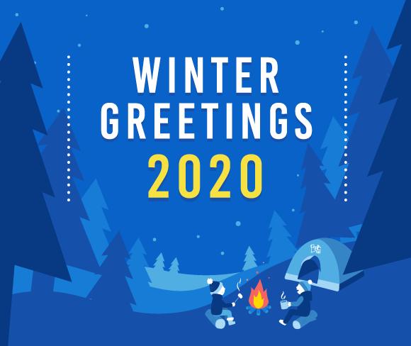 Winter Greetings 2020