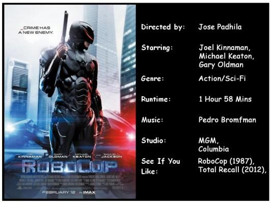 RoboCop movie info