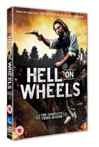 Hell On Wheels Season 3 Packshot