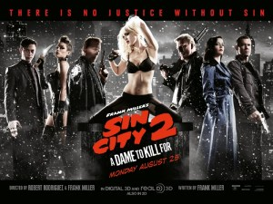 Sin City 2 A Dame To Kill For Quad