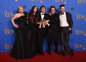 Patricia Arquette, Lorelei Linklater, Richard Linklater, Ellar Coltrane, Ethan Hawke