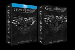 Game Of Thrones S4 Double Packshot
