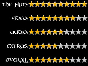 Commando Blu-ray review ratings