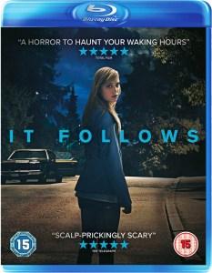It Follows 2D Blu-ray packshot