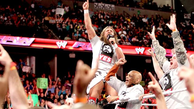 Daniel Bryan Just Say Yes Yes Yes 05