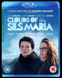 Clouds of Sils Maria Blu-ray Packshot