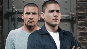 Prison Break Lincoln (Dominic Purcell) Michael (Wentworth Miller) 02