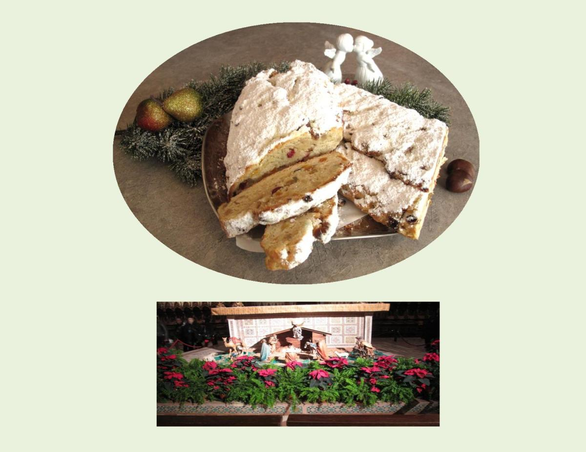 German Stollen – In the Spirit of Tradition