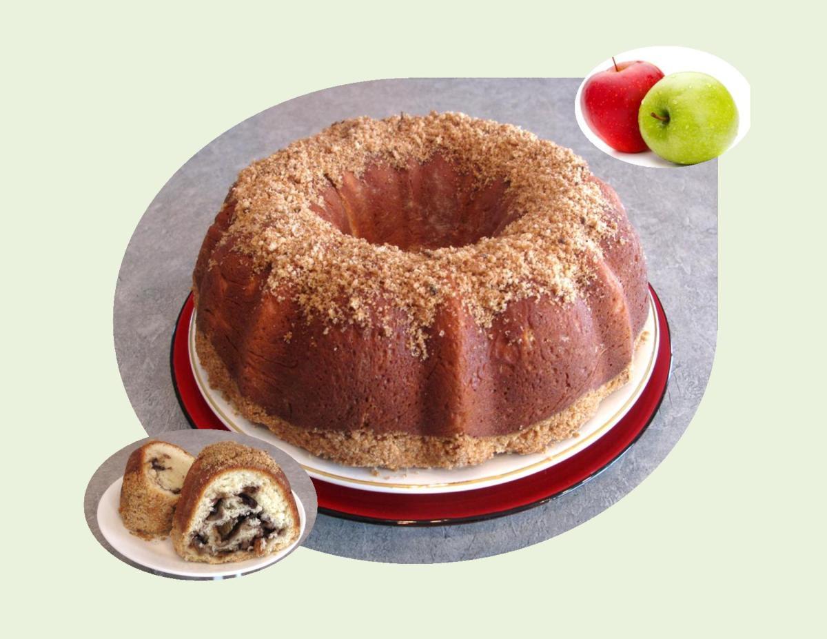 Apfel-Streuselkuchen – German Apple Coffee Cake