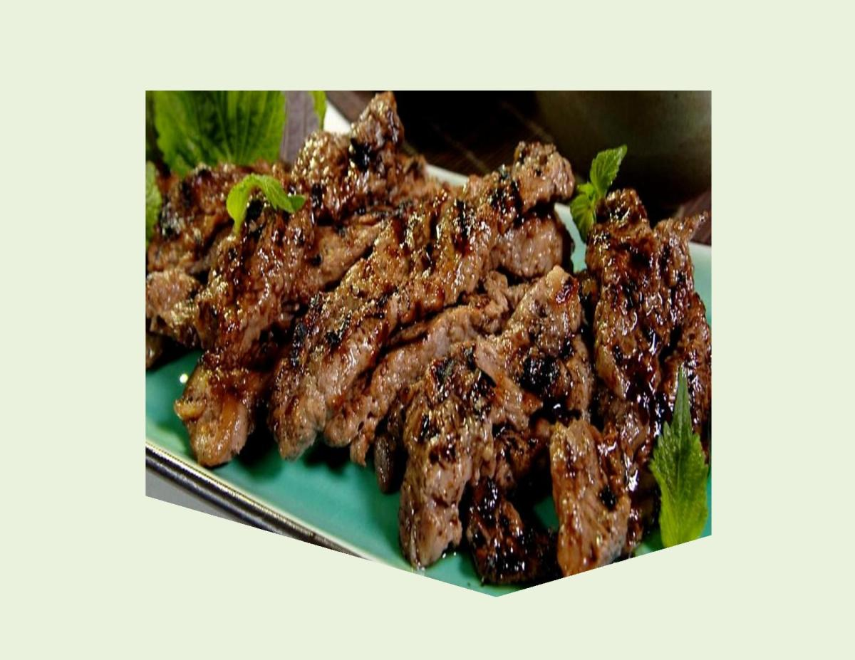 Kalbi – Korean BBQ Ribs