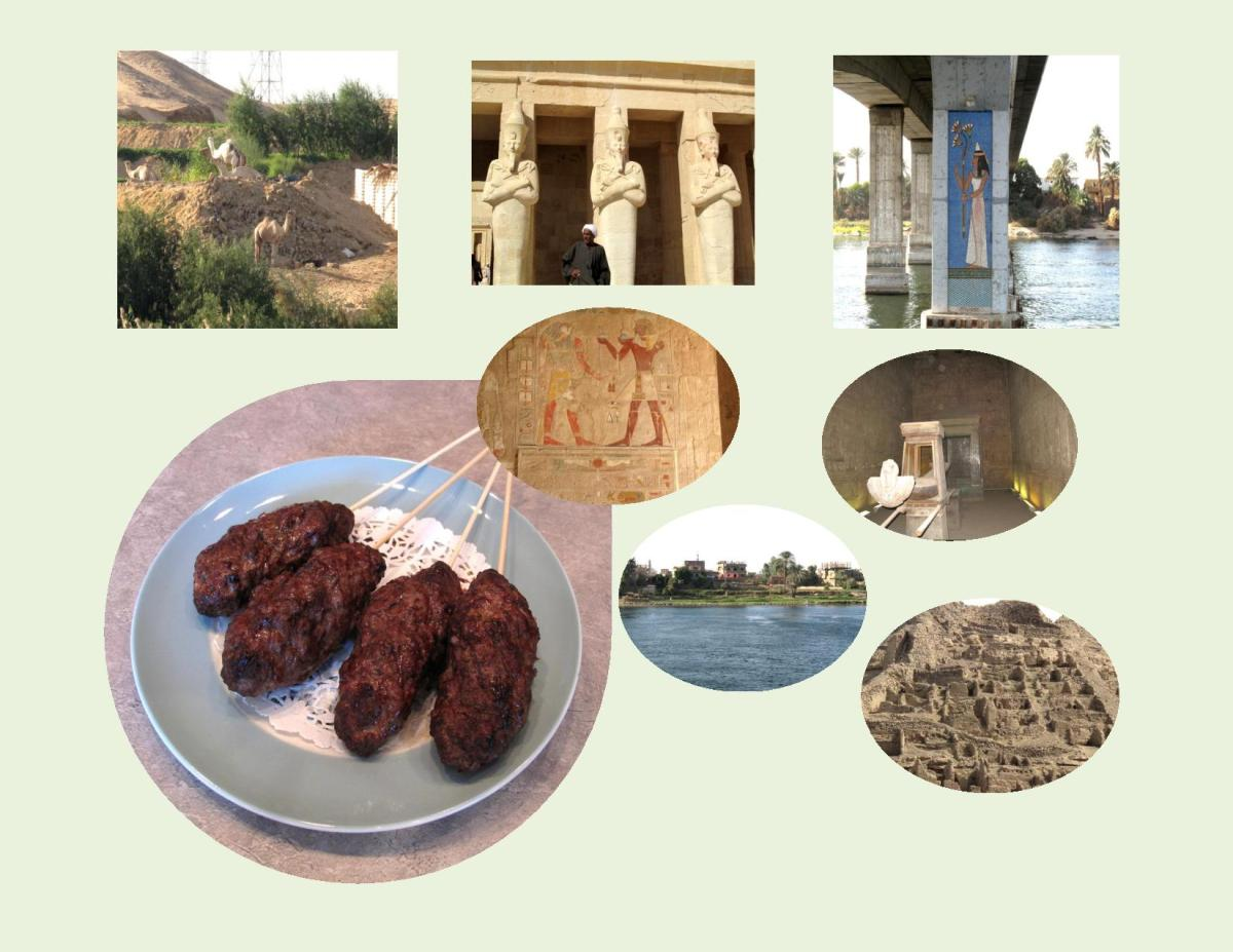 Egyptian Kofta