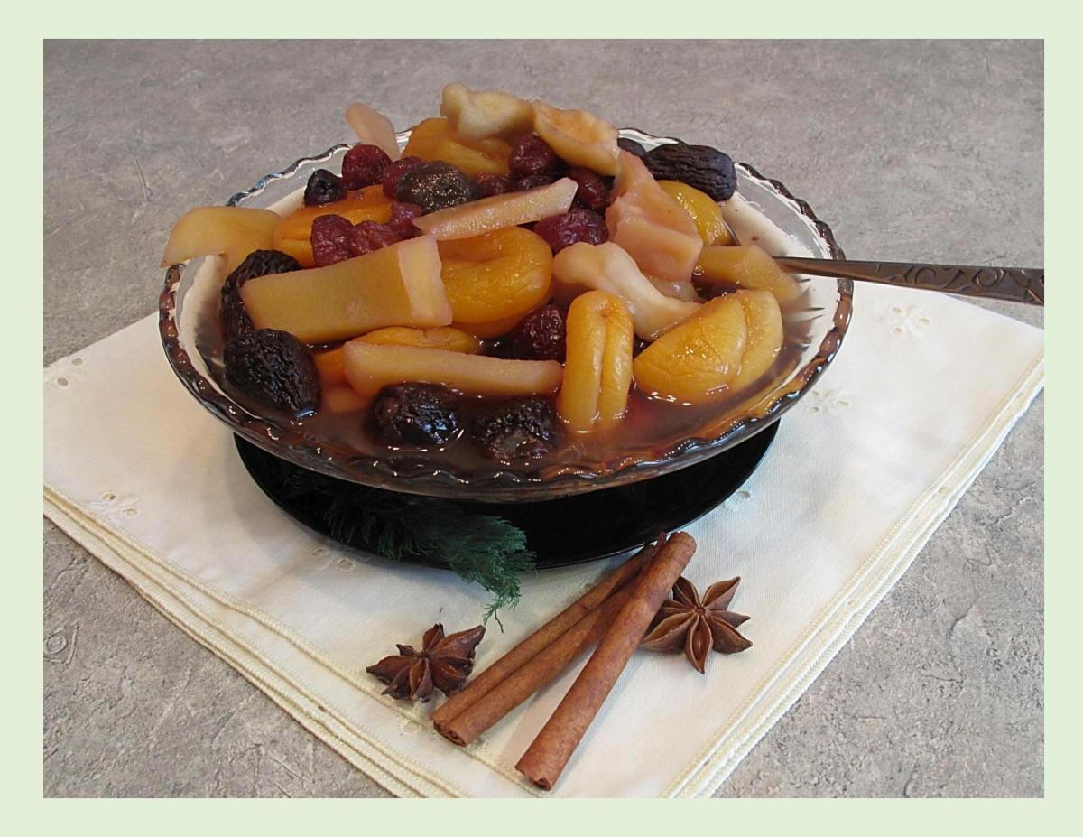 Winter Fruit Soup