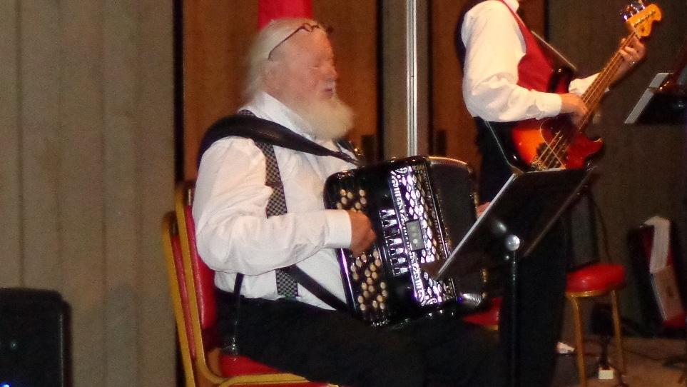 Julenissen accordion