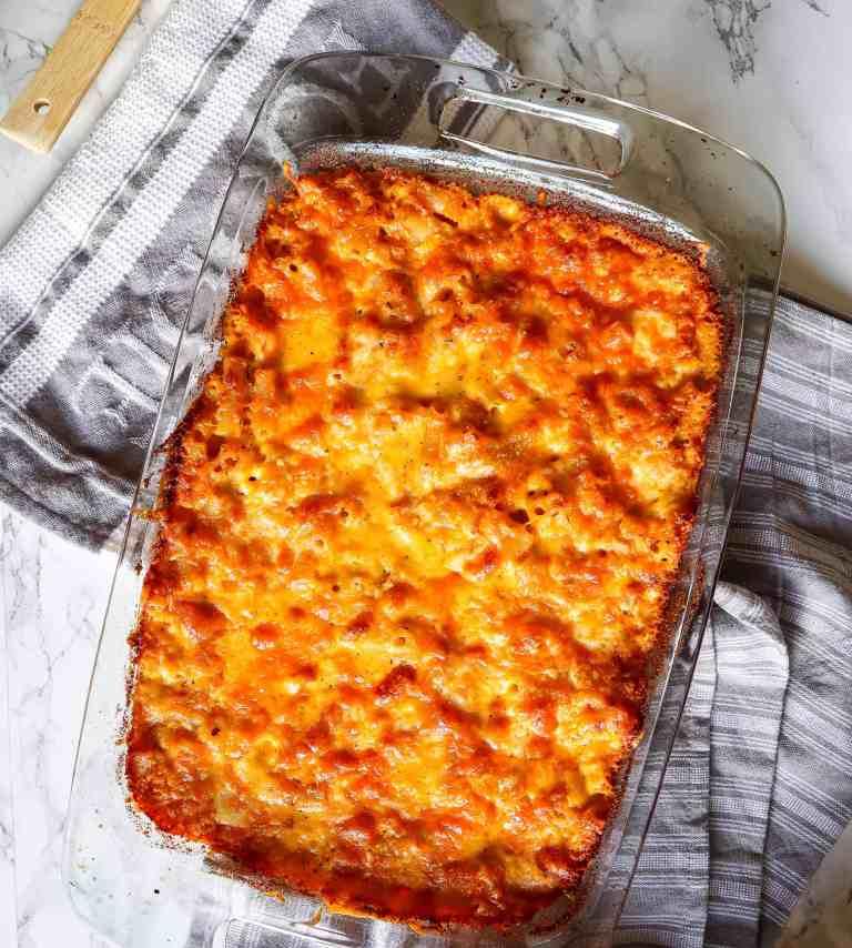 creamy gluten-free mac and cheese