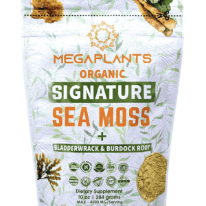MegaPlants Sea Moss Powder