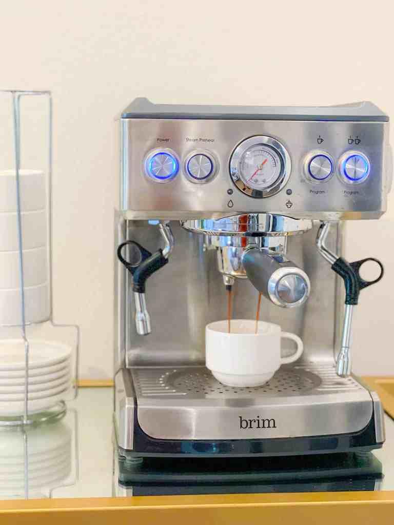 Brim Espresso Machine