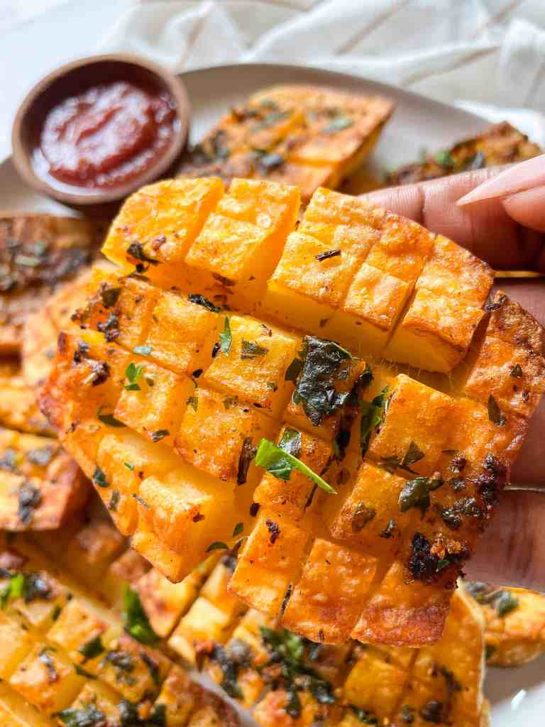 viral potato tiktok recipe