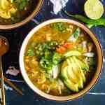 Good Food Baddie Easy Pozole Verde Recipe