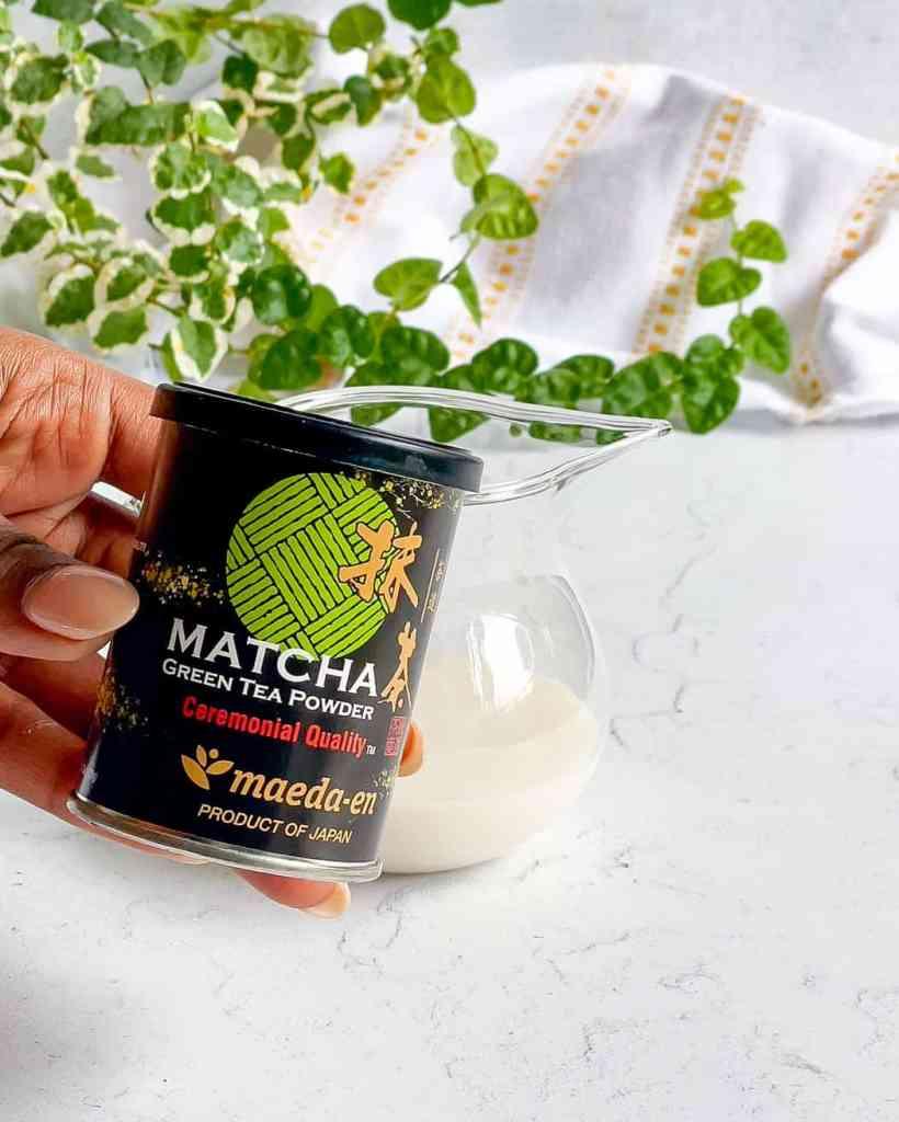 High Quality Matcha Powder Maeda-en Matcha Powder